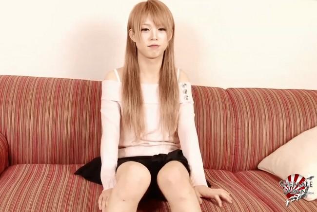 櫻井美沙希 さくらいみさき 可愛すぎる男の娘 無修正 TGirlJapan ペニクリ動画