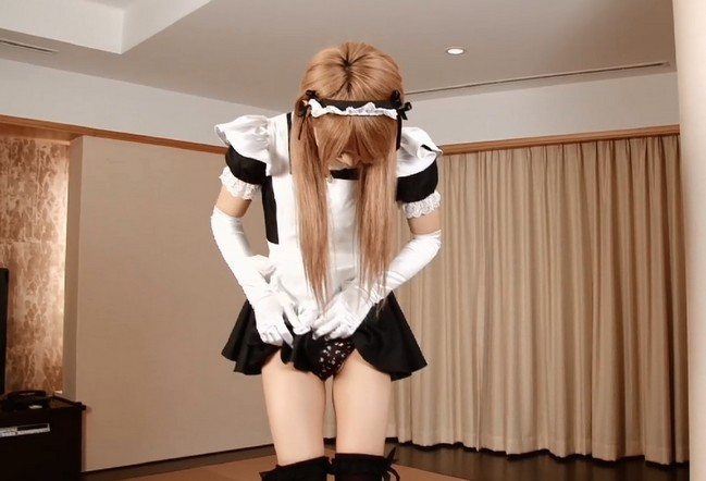 櫻井美沙希 さくらいみさき 男の娘 無修正 TGirlJapan