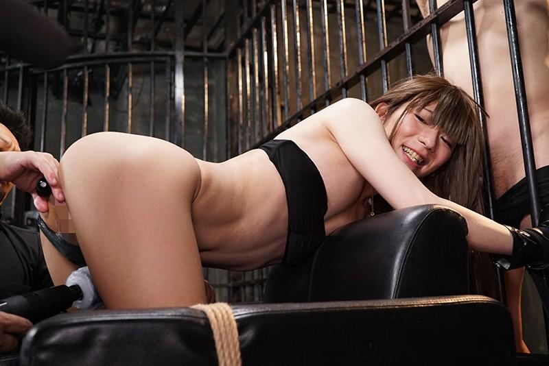美人女装子の涼香ちゃんが容赦ない快楽拷問で絶叫イキ!【女装子スパイ拷問処刑 爆辱!!絶頂肉人形にされる元剛腕捜査菅、凉 涼香】
